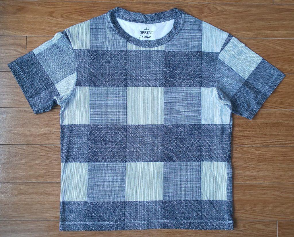ユニクロ SPRZ NY UT ソル・ルウィット(グラフィックTシャツ・半袖)