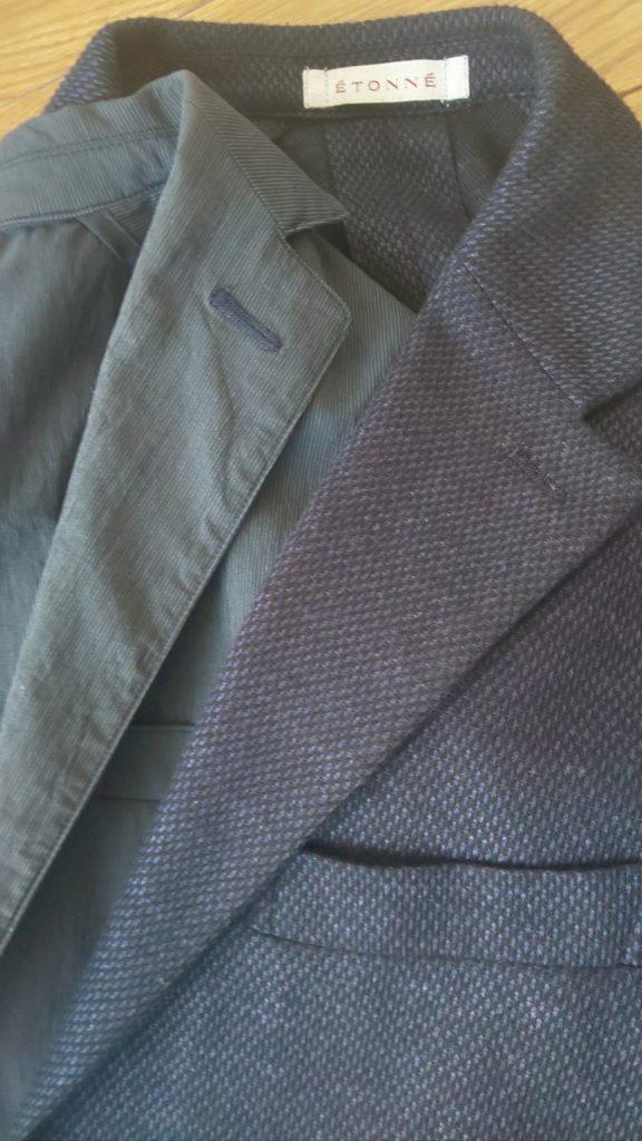 襟の大きさ比較