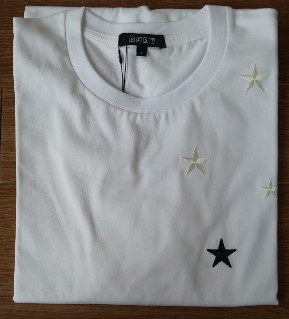 スーピマコットンスタークルーネックTシャツ ホワイト/S