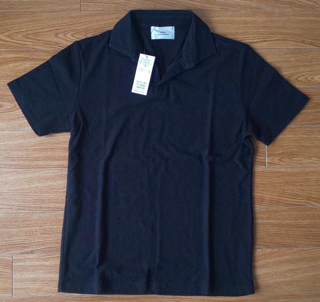 Monssieur NICOLE パイルスキッパーポロシャツの写真