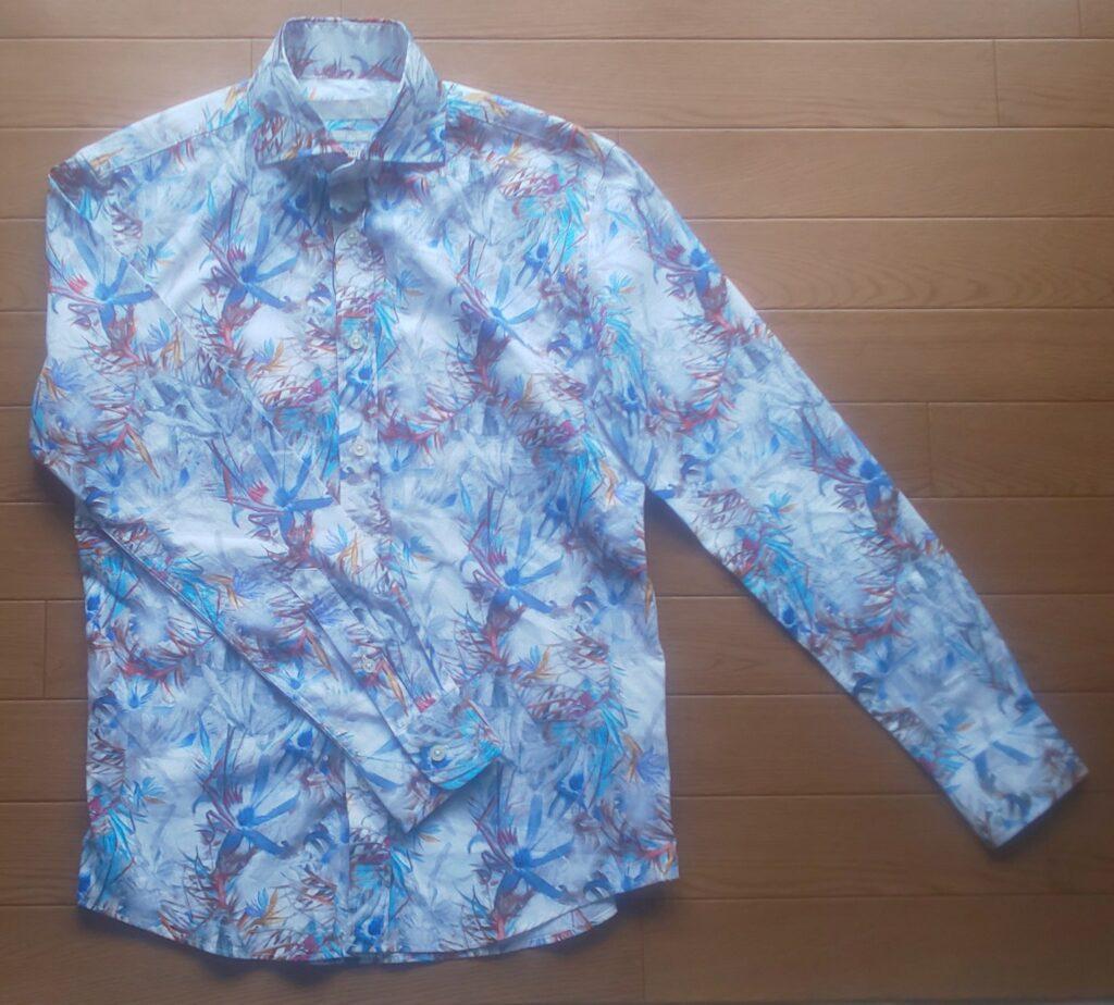 HIGH STREET LEGGIUNOフラワープリントシャツ 24,840円(税込)